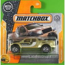 Matchbox Badlander