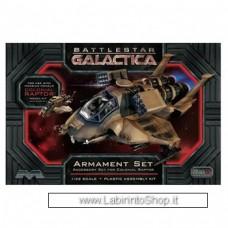 Moebius Battlestar Galactica Colonial Armament Set