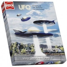 Busch UFO and visitors from space - 1010