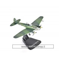Atlas Editions Bombers of WWII Collection Heinkel He 111, 1:144