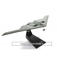 Atlas Editions Jet Age Military Aircraft Northrop Grumman B-2 Spirit Model