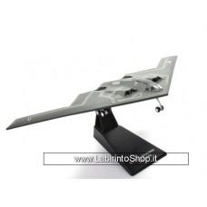 Atlas Editions Jet Age Military Aircraft Northrop Grumman B-2 Spirit Model