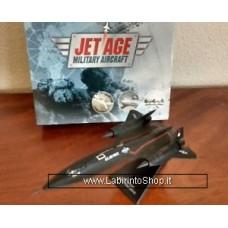 Atlas Editions Jet Age Military Aircraft SR-71 Blackbird