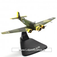Atlas Editions Bombers of WWII Junkers Ju-52