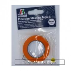 Italeri Precision Masking Tape 6 MM x18 2 x