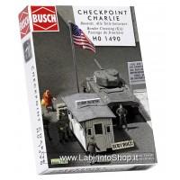 Busch Checkpoint Charlie 1/87 ho 1490
