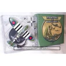 Atlas Editions Fighters Of World War II Supermarine Spitfire MKIXb - Pierre Henri Clostermann 1944