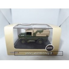 Oxford Bedford MWD 2 Corps 1/7th Middlesex reg. France 1940 1/76