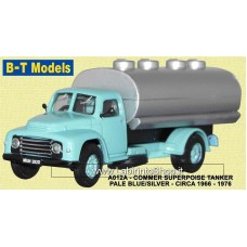 B-T Models A012A Commer Superpoise Tanker - Blue 1966 - 1976 1/76