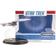 Quantum Mechanix Star Trek U.S.S. Enterprise Q-Fig Netflix Figure