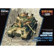 Meng wwt-007 WWT German Medium Tank PzKpfw V Panther