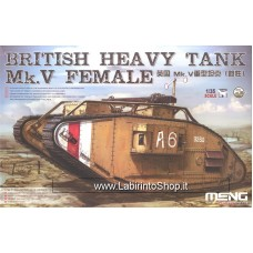 Meng British Heavy Tank Mk.V Female