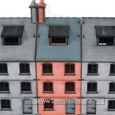 4ground Victorian Mid Terrace House Type 2 28 mm
