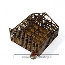 4ground Victorian Single Building Under Construction 28 mm