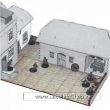 4ground Stone Complex Add-on Courtyard 28 mm