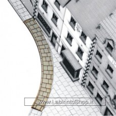4ground 15mm 12mm Curved Wide Pavements 15 mm
