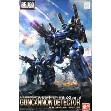 Guncannon Detector (RE/100) (Gundam Model Kits)
