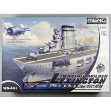 Meng Model WB-001 Warship Builder Lexington