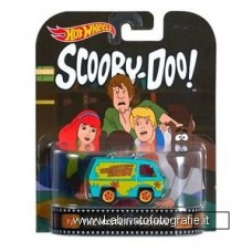 Hot Wheels Scooby-Doo Mystery Machine Vehicle