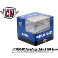 M2 Machines Display Cases 1/64
