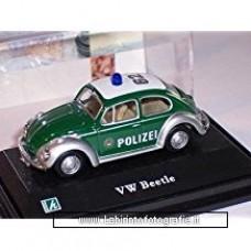 Cararama VW Beetle Polizei