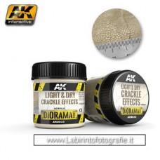 AK Interactive - Light & Dry Crackle 100ml