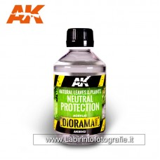 AK Interactive - Natural Leaves and Plants Neutral Protection Acrylic 250 ml
