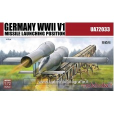 Model Collect German WW2 V1 Launching Position