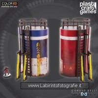Plastcraft - Ewar Plast Craft Games Industrial Silos