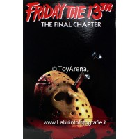 """Friday The 13th Part 4 Ultimate Jason Voorhees 7"""" Action Figure NECA"""