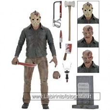 "Friday The 13th Part 4 Ultimate Jason Voorhees 7"" Action Figure NECA"