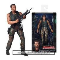 "NECA Predator 30th Anniversary 7"" Figure - Jungle Patrol Dutch"