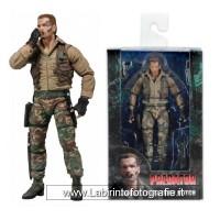 "NECA Predator 30th Anniversary 7"" Figure - Jungle Extraction Dutch"