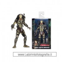 "NECA Predator 30th Anniversary 7"" Figure - Jungle Hunter Unmasked"