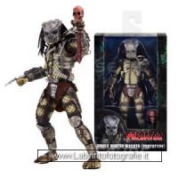 "NECA Predator 30th Anniversary 7"" Figure - Jungle Hunter Masked"
