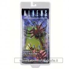 """Neca Aliens Series 10 Queen Face Hugger 9"""" Action Figure Alien Universe"""