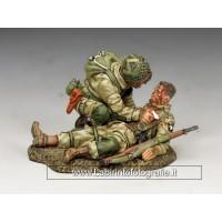 DD287 US Paratroopers Blast Injury (101st)