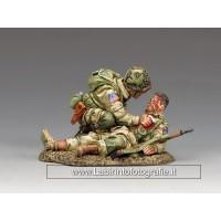 DD287 US Paratroopers Blast Injury (82nd)