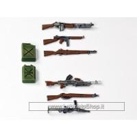 DD290 Allied Weapons Set