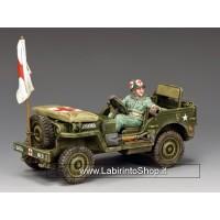 DD293 U.S. Army Medics Jeep