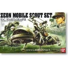 Zion Mobile Scout Set (Gundam Model Kits)