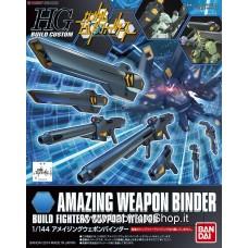 Amazing Weapon binder (HGBC) (Gundam Model Kits)