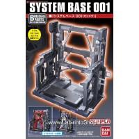 System Base 001 (Gun Metal) (Gundam Model Kits)
