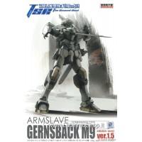 Full Metal Panic Arm Slave Gernsback M9 Ver.1.5 Melissa Mao (Plastic model)