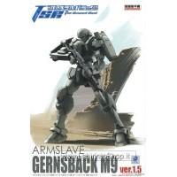 Full Metal Panic Gernsback Ver.IV (Plastic model) 1/60Arm Slave Gernsback M9 Ver.1.5 (Plastic model)