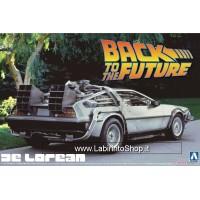 Back to the Future De Lorean Part I (Model Car) 1/24