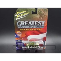 Johnny Lightning The Greatest Generation WWII Allied Vicotry M3 Lee Tank