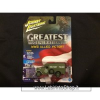 Johnny Lightning The Greatest Generation WWII Allied Vicotry Dodge WC54