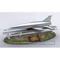 Pegasus Hobbies 1/350 When Worlds Collide The Space Ark - Pre-build Pre-painted Model