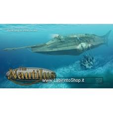 Pegasus Hobbies 1/144 The Nautilus 20.000 leagues Under The Sea